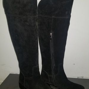 Vince Camuto Suede Boots